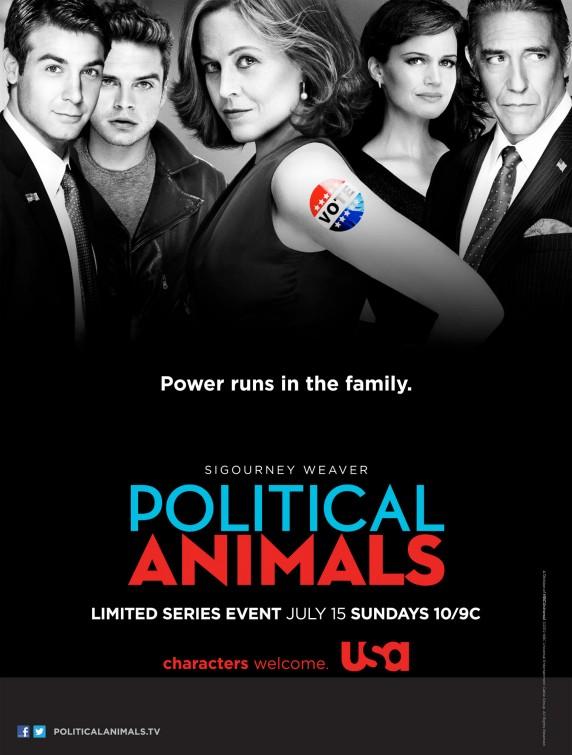 Animales políticos