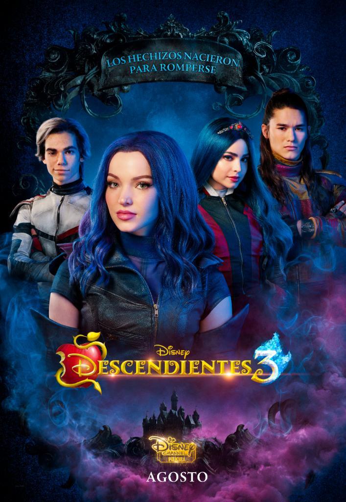 Descendientes 3