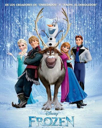 Frozen Una Aventura Congelada Doblaje Wiki Fandom