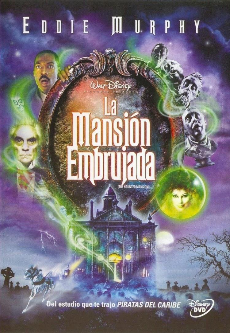 La mansión embrujada