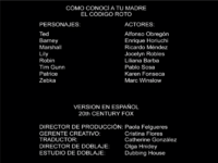 S09E04 El Código Roto