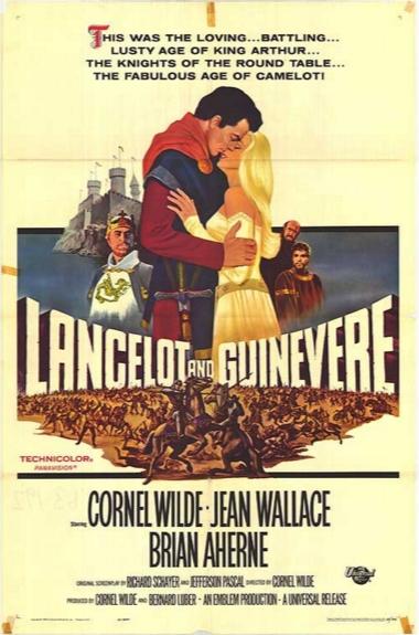 Lancelot y Guinevere