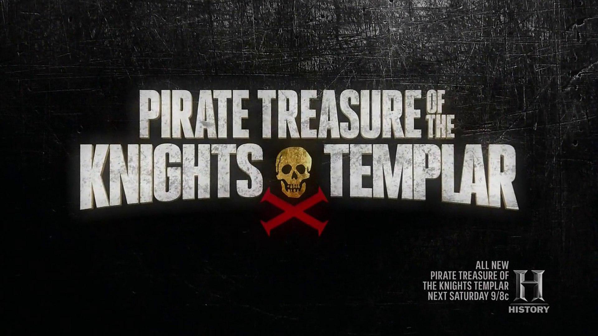 El tesoro perdido de los templarios