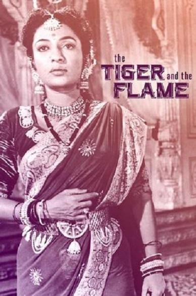 El tigre y la llama