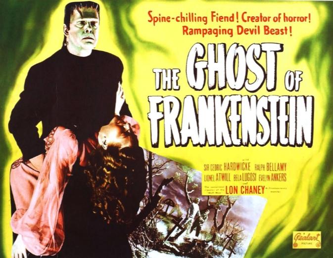 El fantasma de Frankenstein (1942)