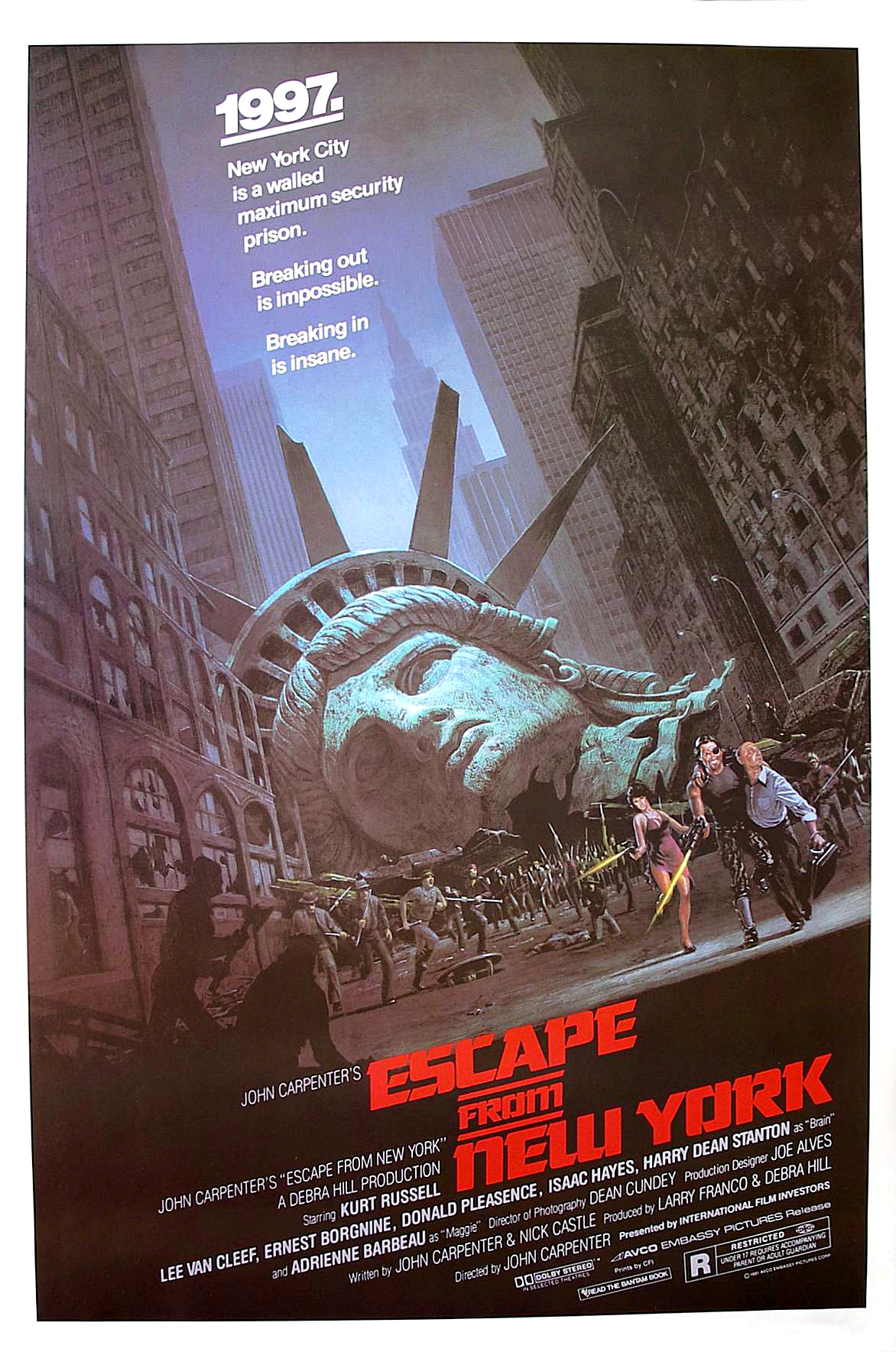 Escape de Nueva York