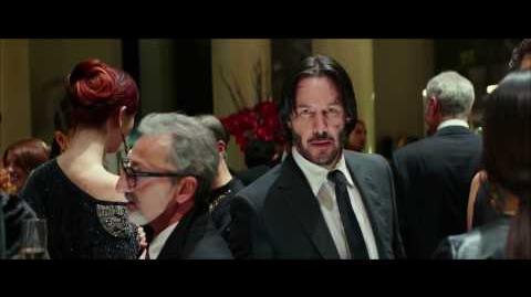 JOHN WICK 2 - UN NUEVO DIA PARA MATAR Primer tráiler oficial doblado al español con Keanu Reeves