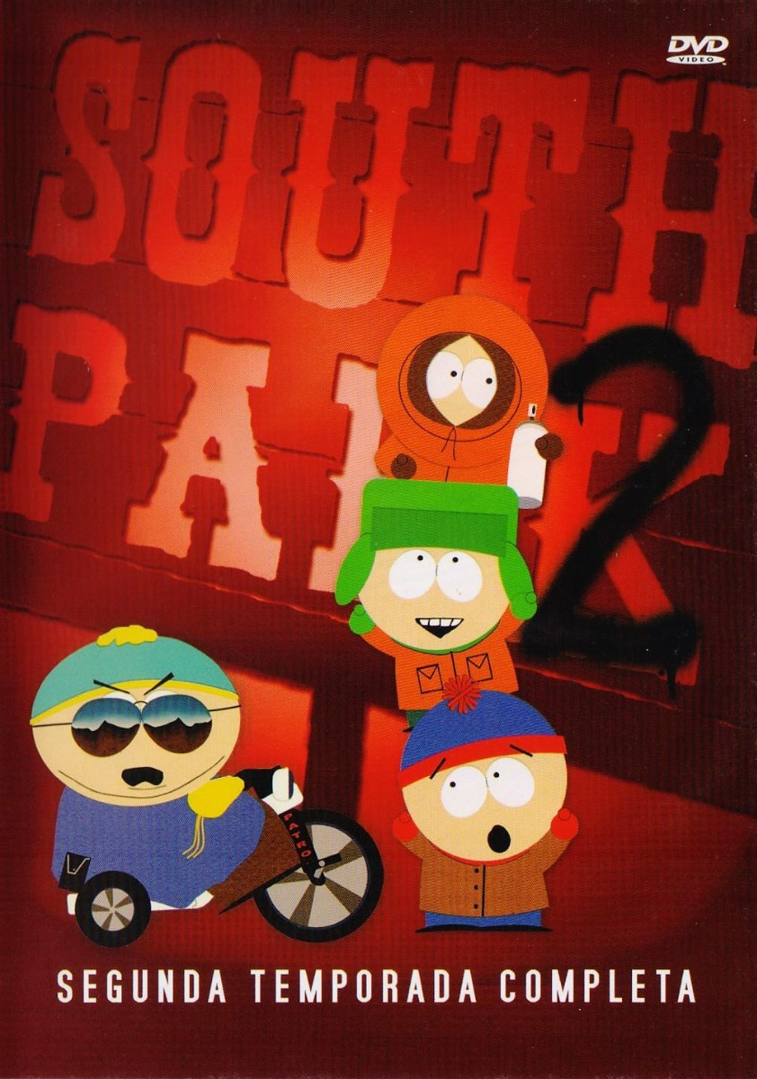 Anexo:2ª temporada de South Park