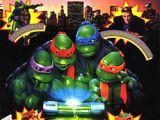 Las Tortugas Ninja II
