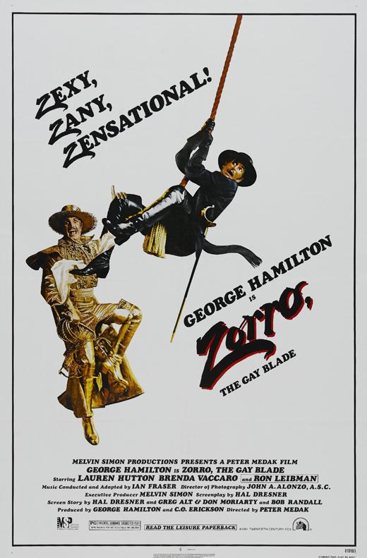 La última locura de El Zorro