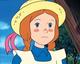 Becky Thatcher anime