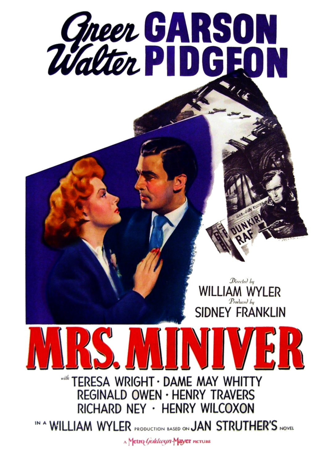 La señora Miniver
