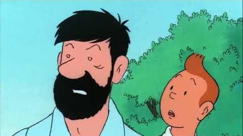 Tintin Capitulo 12 - El Asunto Tornasol, Parte 1 Latino HD