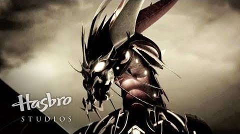 Transformers Prime Cazadores de Bestias - Mal Aliento