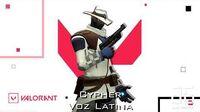 VALORANT - Cypher - Voz Latina