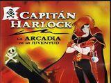 El capitán Harlock en Arcadia
