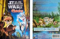 Caratula DVD Ewoks