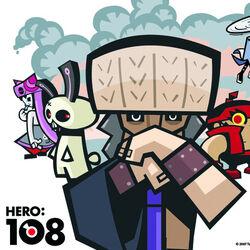 Héroe: 108
