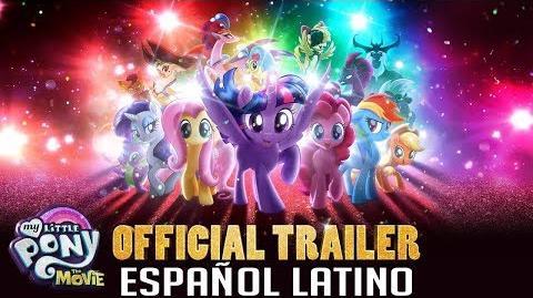My Little Pony La Película - Trailer 1 Oficial (Español Latino)