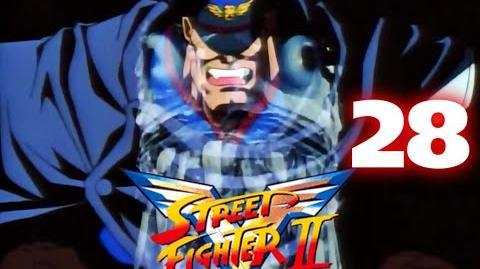 Street Fighter II V - CAP.28. Una lucha violenta - Cuarta parte El dominio de Bison