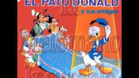 CLUB DEL PATO DONALD