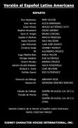 Créditos doblaje Marvel Studios Unidos (ep. 3)