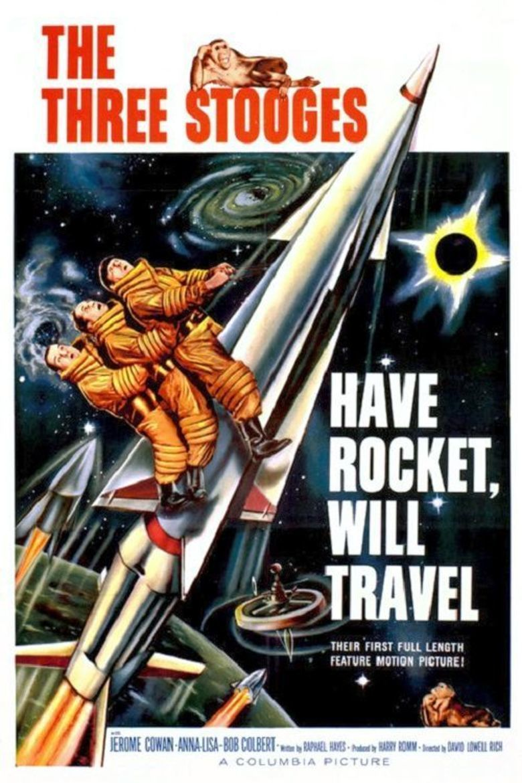 El cohete lunático