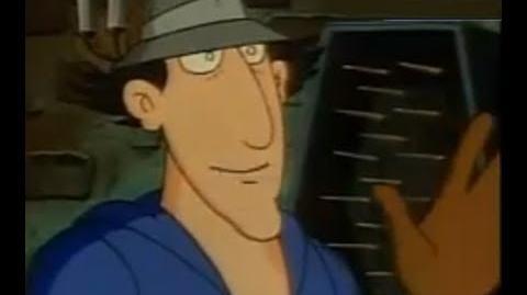 Inspector gadget 1x6,el gimnasio,latino