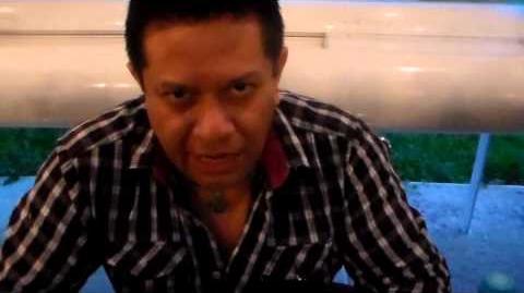 Saludo de Carlos Segundo