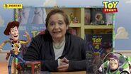 ¡Las voces de ToyStory4 conocen el álbum de Panini!