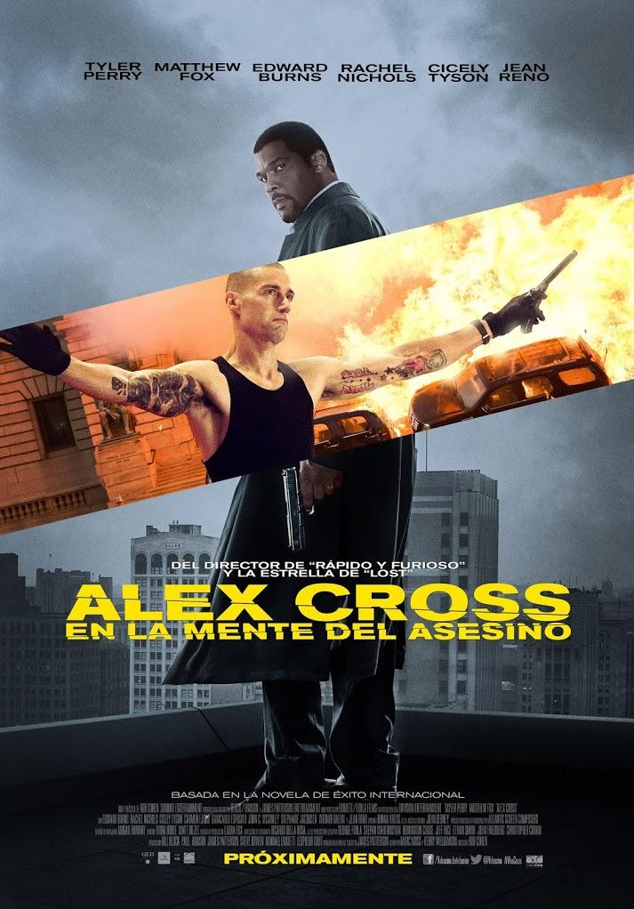 Alex Cross: En la mente del asesino