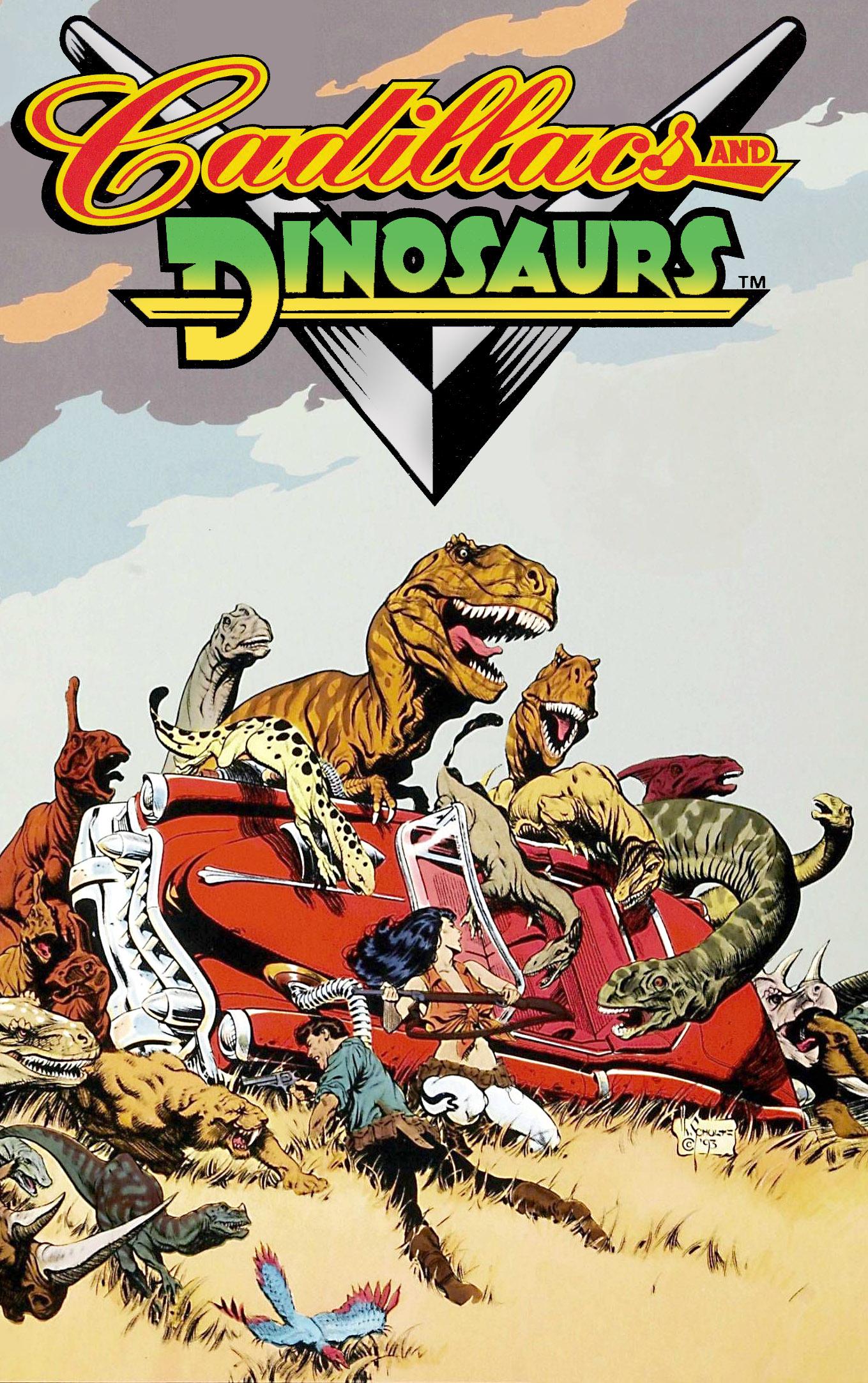 Cadillacs y dinosaurios