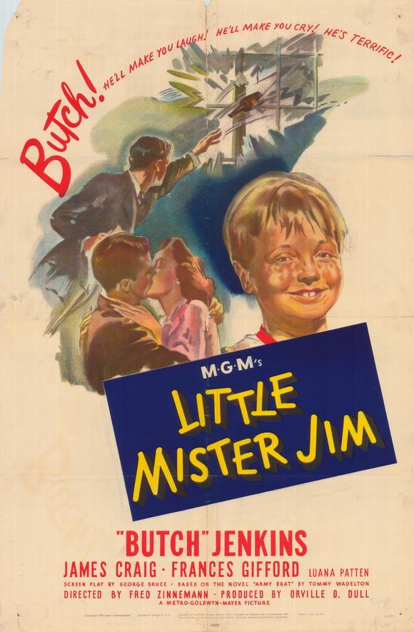El pequeño Mr. Jim