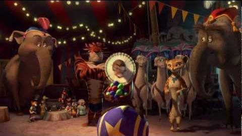 Madagascar 3 Esto es Circo Audio Latino HD