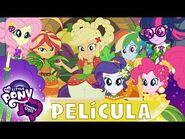 My Little Pony en español - Aventuras de año nuevo - PELÍCULA COMPLETA - MLP Equestria Girls