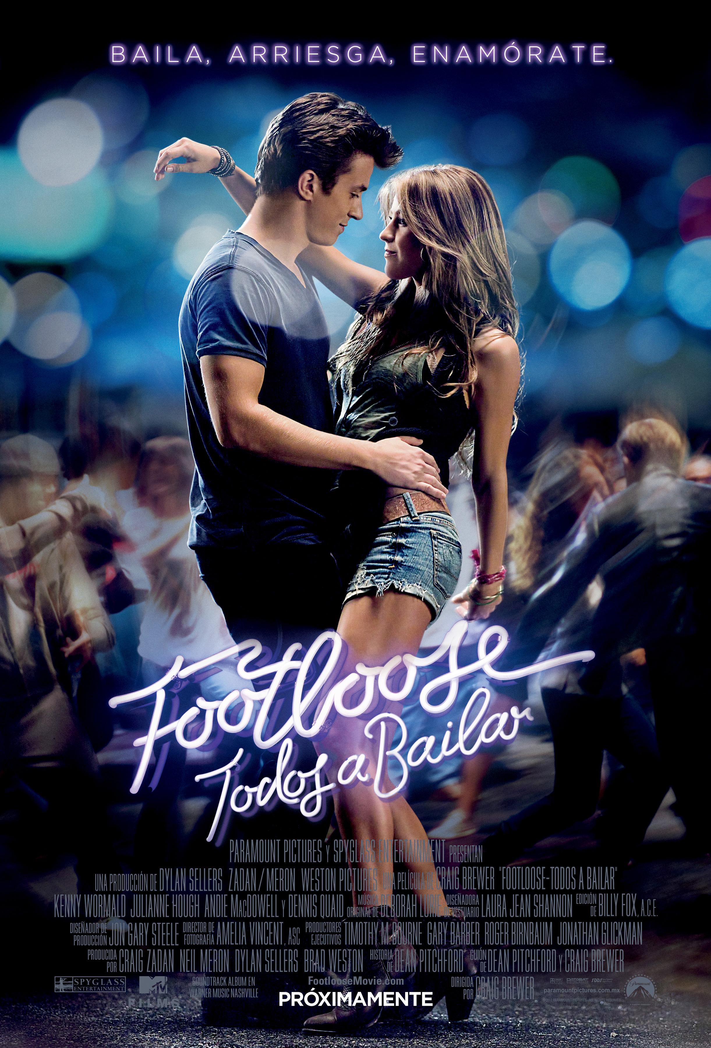 Footloose: Todos a bailar