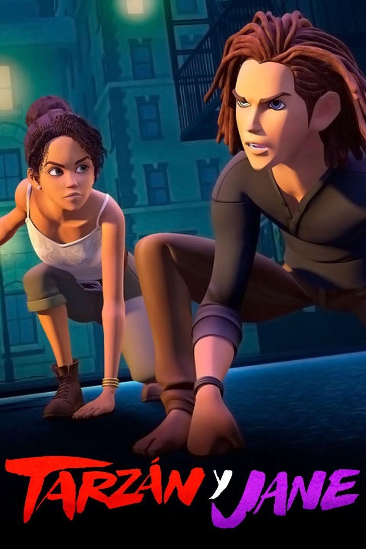 Tarzán y Jane (2017)