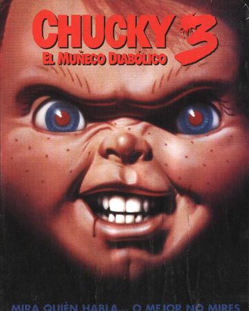 Chucky El Muñeco Diabólico 3 Doblaje Wiki Fandom
