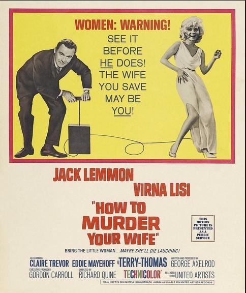 Como asesinar a su esposa