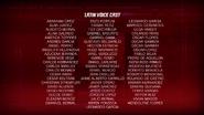 Créditos doblaje LEGO Ninjago (temp. 12) (Netflix)