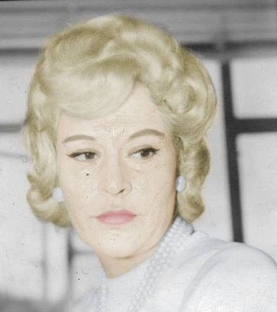 Edith Byrd