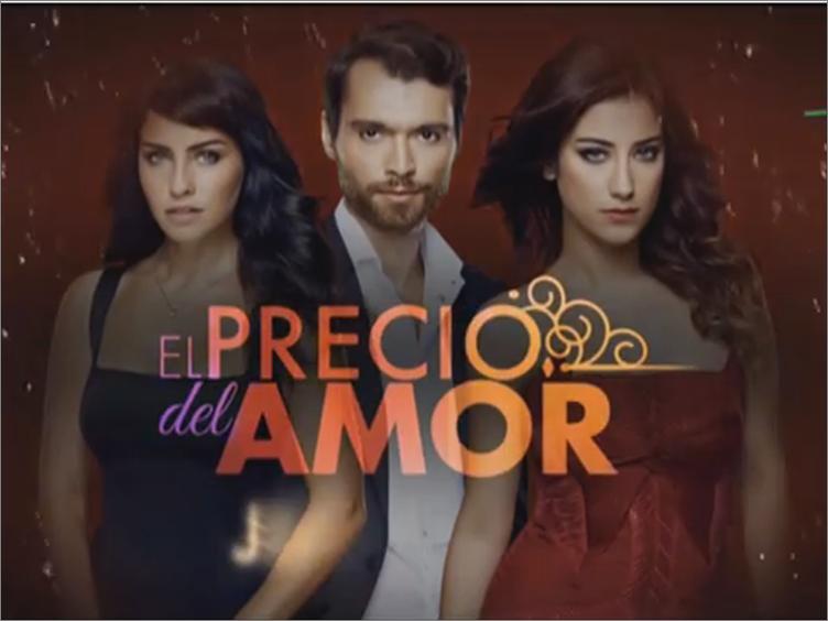 El precio del amor (telenovela)