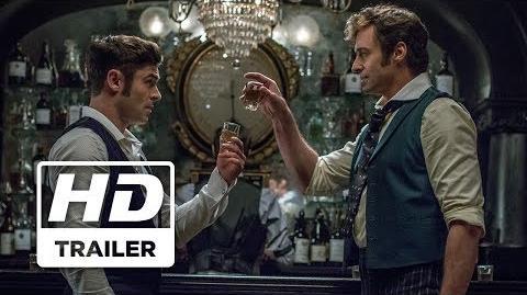 El Gran Showman Trailer 1 doblado Solo en cines