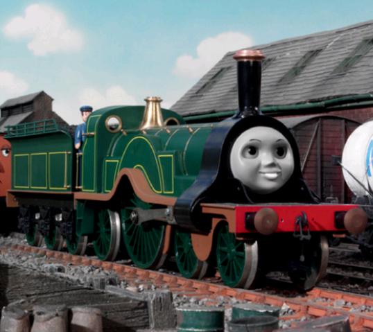 Emily (Thomas y sus amigos)