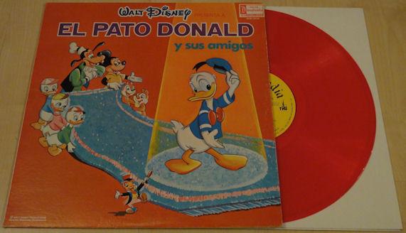 El Pato Donald y sus amigos