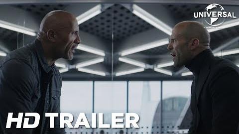 Rápidos y Furiosos Hobbs & Shaw – Tráiler 1 (Universal Pictures) HD DOB