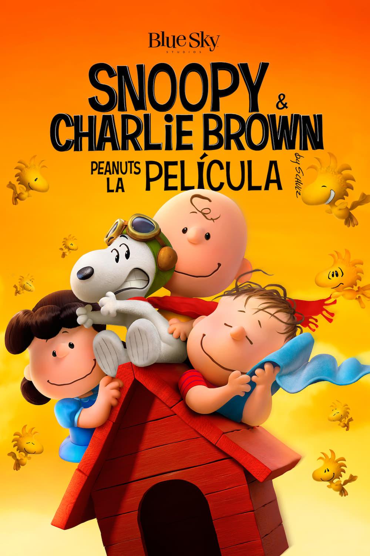 Snoopy y Charlie Brown: Peanuts, la película