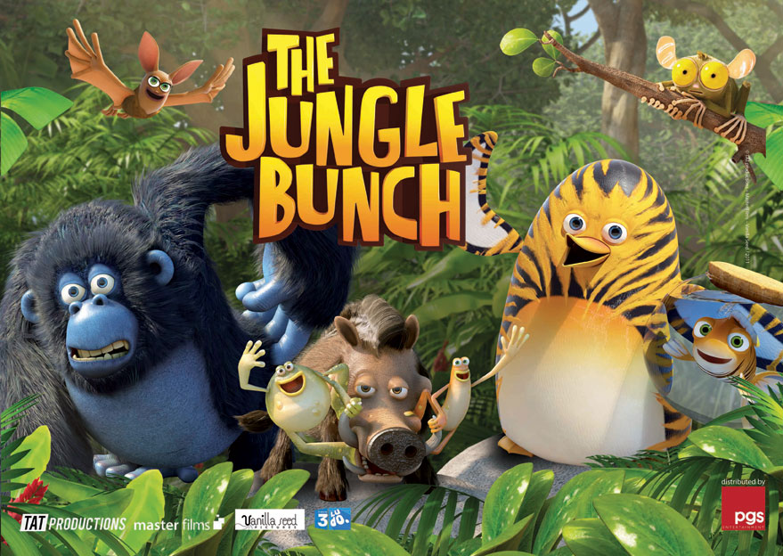 La pandilla de la selva: El regreso al polo sur