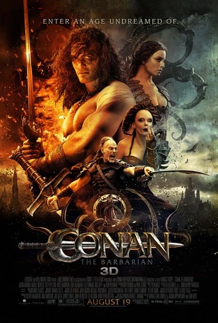 Conan, el bárbaro (2011)
