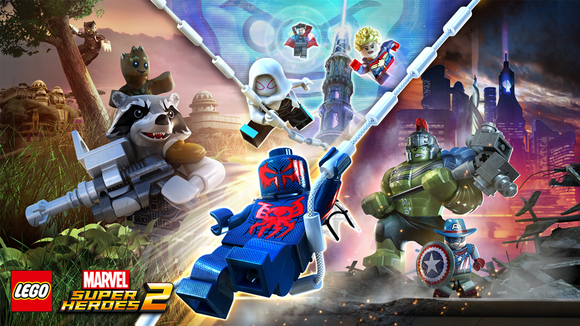 LEGO Marvel Superhéroes 2